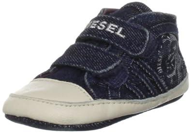 Diesel Toddler Crib Baby Yuk B Denim Indigo Baby Shoe ...