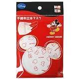 【ケース販売】不織布立体マスク ミッキー 3枚入×20個(60枚入)