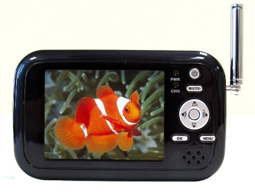 iVIEW-352PTV 3.5-Inch Portable Digital LCD TV