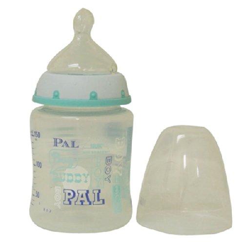 Nuk Trend Line Babytalk Slow Flow Nursing Bottle 50Z For 0 Months++ 25000268 front-757291