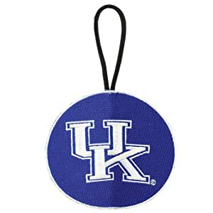 NCAA Kentucky Wildcats 3 Sided 3D Embroidered Ornament