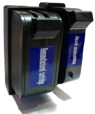 HP Druckerpatronen Refill c6615 & c6578 schwarz + farbig 15+78 Youprint