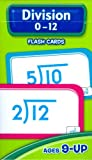 img - for Division 0-12 Flash Cards book / textbook / text book