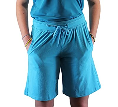 Ladies Drawstring Cotton Lycra Euro Design Casual Sports Barmuda Shorts
