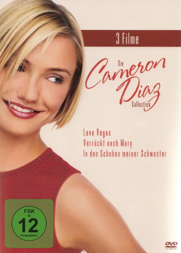 Cameron Diaz Collection : Verrückt nach Mary - In den Schuhen meiner Schwester - Love Vegas (3DVD Box)