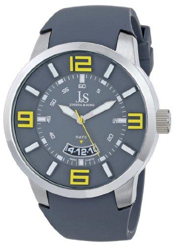 Joshua & Sons JS64GY - Reloj para hombres