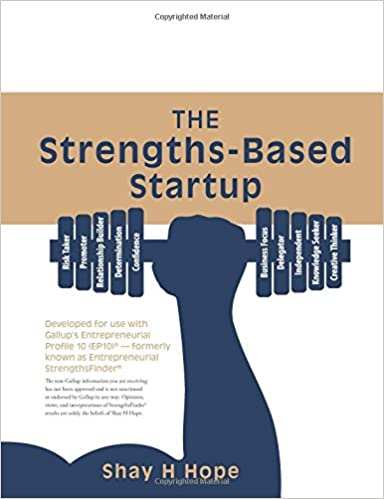 The Strengths-Based Startup