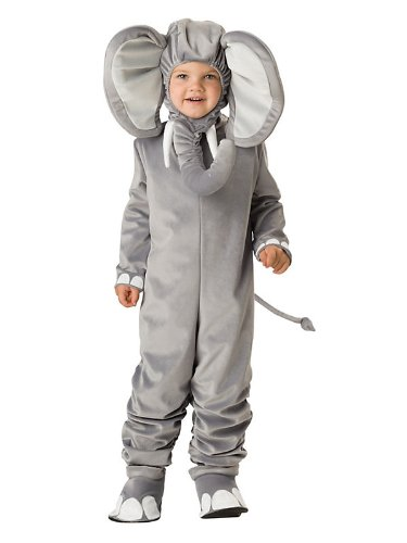 InCharacter Costumes Baby's Lil' Elephant Costume