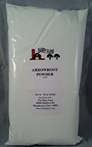 Arrowroot Powder, 1 lb.