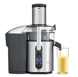 Sage by Heston Blumenthal the Nutri Juicer Plus, 1300 Watt