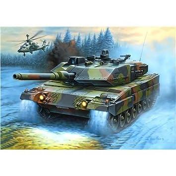 Revell - Maquette - Leopard 2A5 Kws  - Echelle 1:72