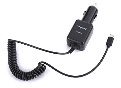 Nextech Car Charger With Micro USB Cable NCC63