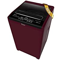 Whirlpool 6212SD Whitemagic Royale Top-loading Washing Machine (6.2 Kg, Wine Chrome)