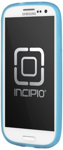 Incipio SA-295 NGP Semi-Rigid Soft Shell Case for Samsung Galaxy S III - 1 Pack - Retail Packaging - Translucent Turquoise