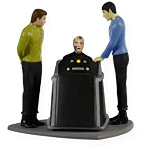 QXI1232 The Menagerie Star Trek 2009 Hallmark Keepsake Ornament