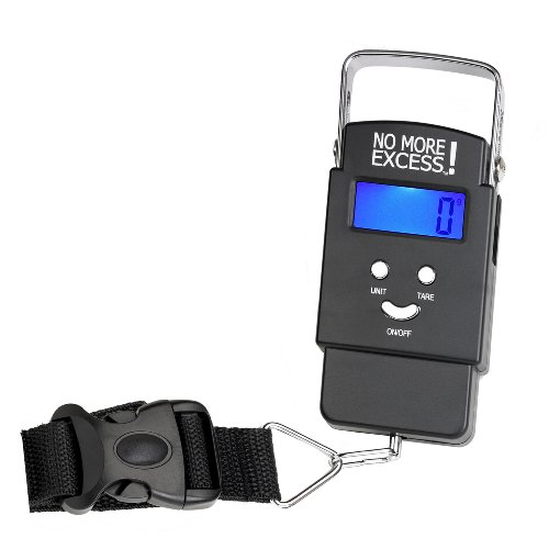 Advanced Digital Luggage Scale 