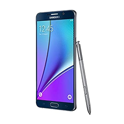 Samsung Note5 DS (Black Sapphire, 32GB) - Scheduled / 4 hour Delivery (UP and Chennai)