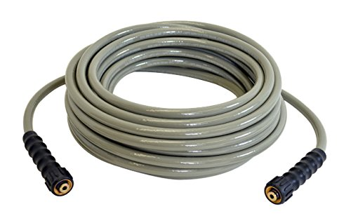 SIMPSON Cleaning 40226 3700 PSI Cold Water Replacement/Extension Hose for Gas and Electric Pressure Washers, 5/16-Inch by 50-Feet (50 Foot Pressure Washer Hose compare prices)