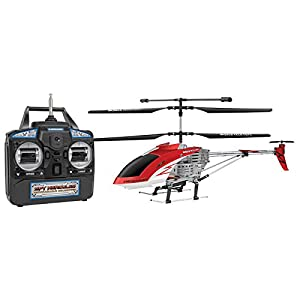 World Tech Toys 3.5 Channel Spy Hercules Unbreakable Remote Control Gyro Helicopter from World Tech Toys