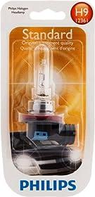 Philips H9 Standard Headlight Bulb, Pack of 1