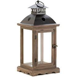 VERDUGO GIFT CO Large Monticello Candle Lantern