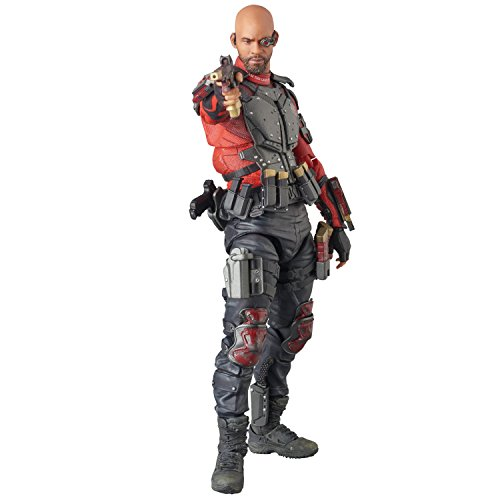 Medicom Suicide Squad: Deadshot MAF Ex Action Figure