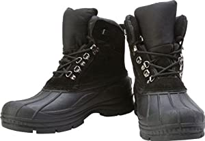 SUNDRIDGE HOT FOOT AIRLOCK BOOTS SIZE 06 Model No HFAB-06 THERMAL BOOTS