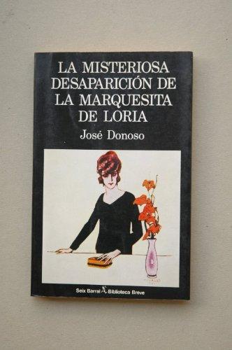 La Misteriosa Desaparición De La Marquesita De Loria descarga pdf epub mobi fb2