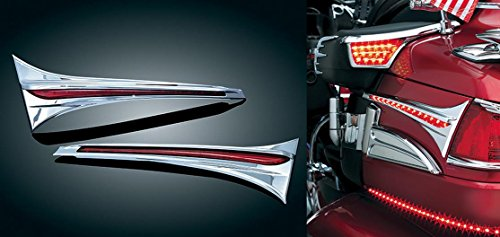Kuryakyn 3233 Trunk Accent Swoop With Led Lights