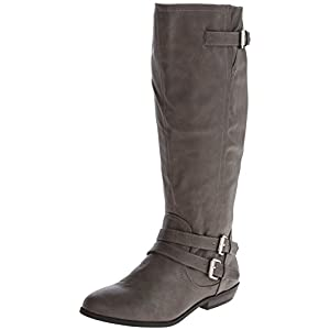 Madden Girl Women's Elsie Motorcycle Boot