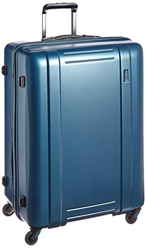 [シフレ] siffler 軽量スーツケース ゼログラ 66cm 104L 3.6kg  無料預入受託サイズ ヒノモトキャスター ZER2008-66 ボトルグリーン (ボトルグリーン)