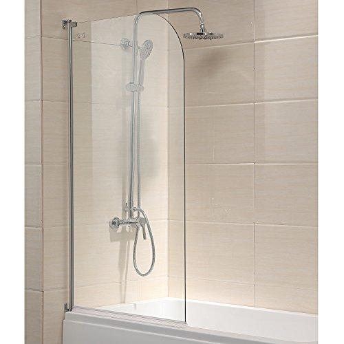 waagee-55x31-bath-shower-door-1-4-clear-glass-pivot-radius-frameless-chrome-finish