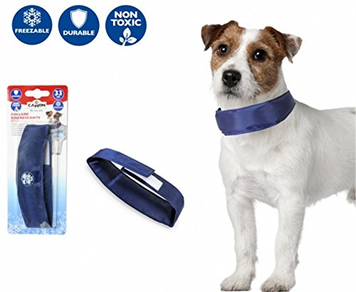 Camon collare rinfrescante per cani misura MD