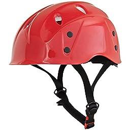 Liberty Mountain Pro Rock Master Helmet Small Red 450078