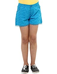 Oxolloxo Girls cool cotton shorts