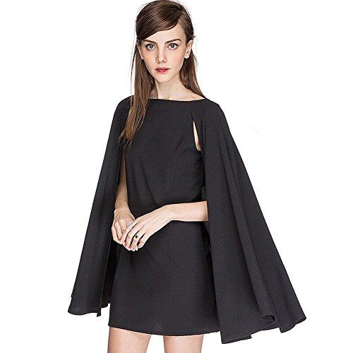 foru-harper-vestito-donna-nero-xx-large