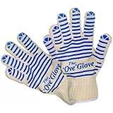 Ihomesport Ove Glove Hot Surface Handler 2Pc Blue