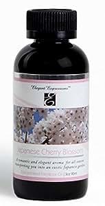 Hosley Highly Fragranced Japanese Cherry Blossom Oil Bottle