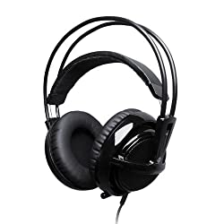 SteelSeries Siberia V2 Full-Size Gaming Headset (Black)