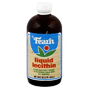 Fearn Natural Foods Liquid Lecithin