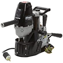 "Jancy Holemaker II Portable Magnetic-Base Drill, 240V, 5.7 Amp Motor, 1-3/8"" Diameter x 2"" Depth Capacity"