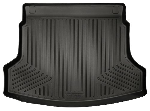 Husky Liners Custom Fit WeatherBeater Molded Rear Cargo Liner for Select Honda CR-V Models (Black) (Honda Cargo compare prices)