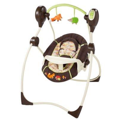 Summer Infant Sweet Sleep Musical Swing - Fox And Friends