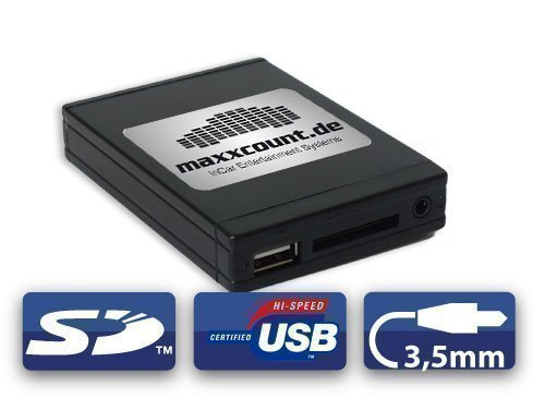 XCarLink V1 USB SD AUX MP3 Wechsler