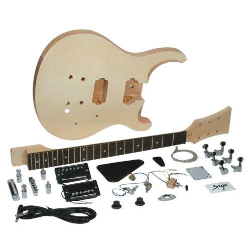 Saga Ht-10 Ps Style Electric Guitar Kit