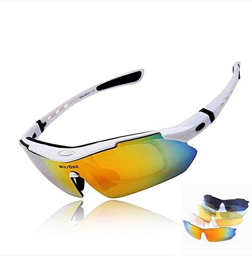 Lixada-UV400-Gafas-Desmontable-de-Sol-Polarizadas-de-Seguridad-Mirada-Sorprendida-para-Bicicleta-Actividades-Al-Aire-Libre-con-5-lentes-Universales