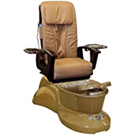 Valenti Massage Pedicure Spa Chair (Cappuccino)