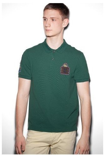 Lacoste Men's Live Shirt Olive Size Large – PH2661