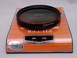 Polfilter 67mm / Zirkular Polfilter für Nikon, Leica, Fuji, Olympus, KodaK, JVC, Sony und alle objektive mit 67mm Gewinde