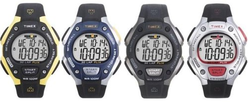 Timex Ironman 30-Lap With Flix System - Full